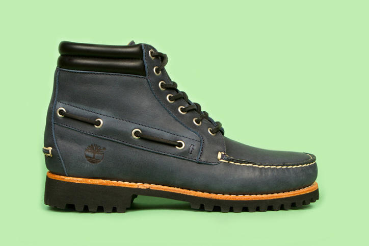 Photo03 - OPENING CEREMONY x Timberland Fall 2012 Capsule Collection