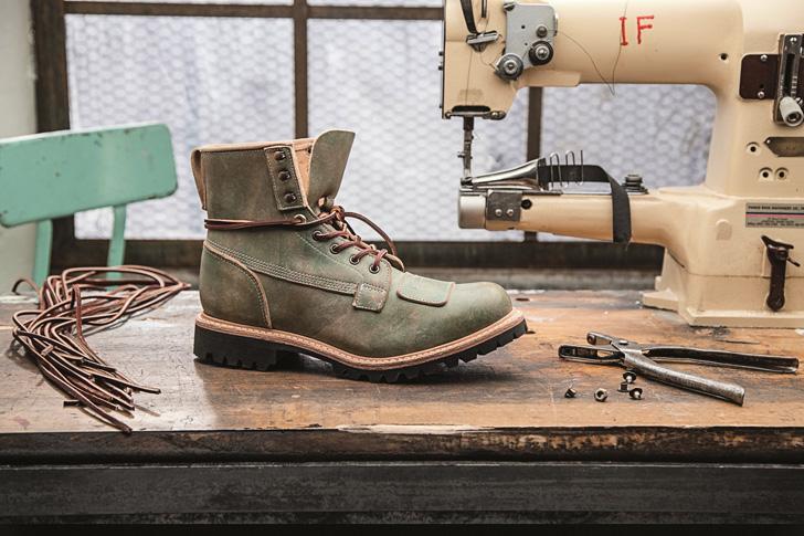"""Photo03 - ティンバーランドの最上位ライン""""Boot Company""""が日本初上陸"""