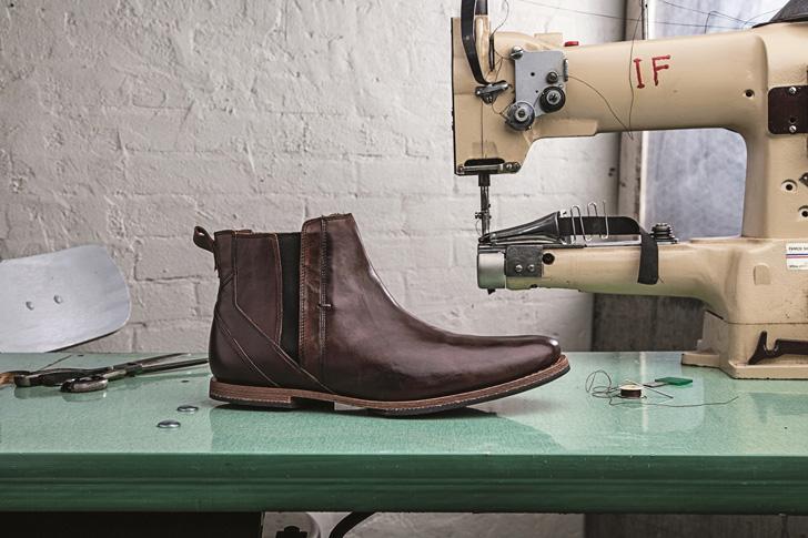 """Photo08 - ティンバーランドの最上位ライン""""Boot Company""""が日本初上陸"""