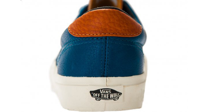 Photo02 - Vans California Era 59 Moroccan Blue