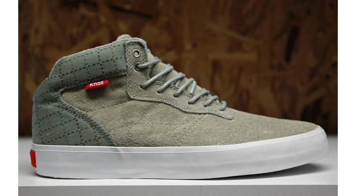 Photo01 - Knoll Textiles x Vans OTW