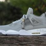 """Air Jordan 4 """"Don"""" Custom Louis Vuitton"""