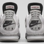 "更新 2月13日発売予定 AIR JORDAN 4 RETRO OG ""White Cement"""