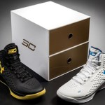 10月20日発売予定 Under Armour Curry One Championship Pack