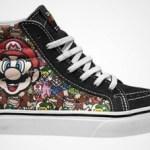 更新 国内6月10日発売予定 Vans x Nintendo