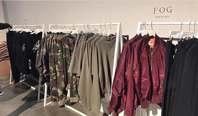Fear of God x PacSun Collection Two HOLIDAY