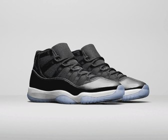 "国内12月10日発売予定 NIKE AIR JORDAN 11 RETRO ""SPACE JAM"" MONSTAR MASH"