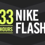 33時間限定 NIKE FLASH SALE