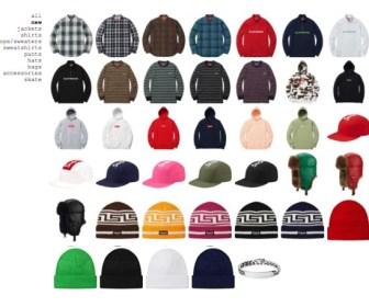 12月10日発売 SUPREME オンライン