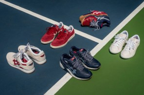ASICS Tiger X Packer Shoes X Mitchell & Ness – Os Tênis Da Coleção 'Game. Set. Match.'