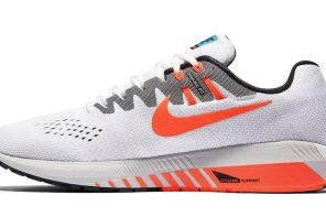 Nike Air Structure Chega À Vigésima Geração