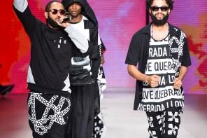 LAB E Reebok Classic Se Juntam Em Desfile No 42º São Paulo Fashion Week