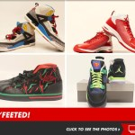 Football Player Warren Sapp loses his Air Jordan Collection!