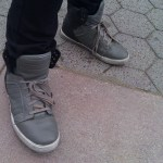 Supra Hightops on 3rd Street Promenade in Santa Monica