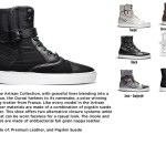 Wanna see | Arthur's Ourasi Java Gargoyle High Tops