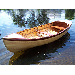 11 FOOT 6 COLUMBIA DINGHY