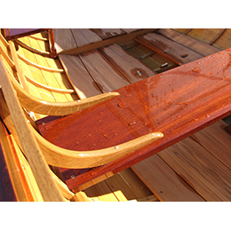 14 FOOT COLUMBIA DINGHY