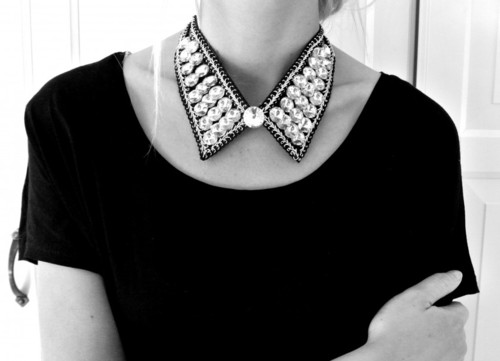Embellished Collar Accessory