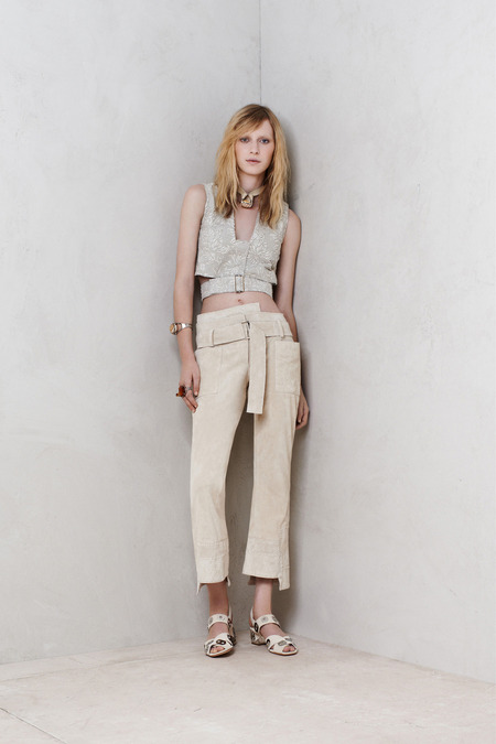 Alexander McQueen Resort 2014 Collectio