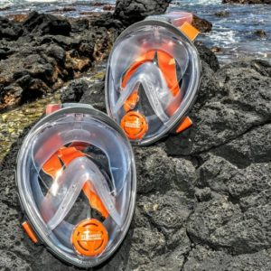 Full Face Snorkel Mask Reviews: Tribord EasyBreathe Alternatives for a Lower Price, Lower Quality