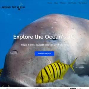 Let's Visit Snorkel Around the World!