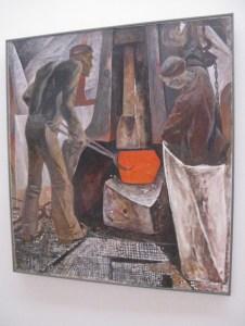 Estland ga den mordvinske kunstneren Nikolai Kormašov helt andre muligheter for individualisme enn han hadde i Russland.