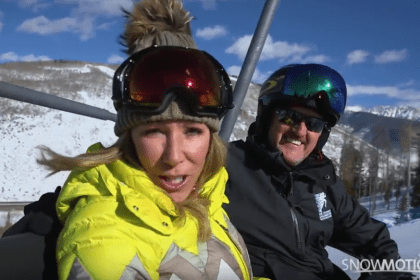 Chairlift Interview- Johnny Huard