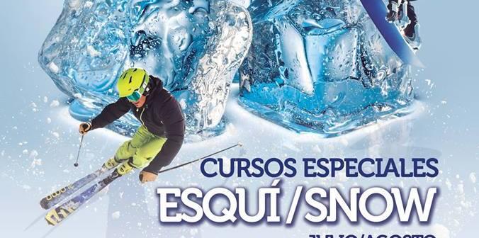 Cursos de verano en Madrid Snowzone