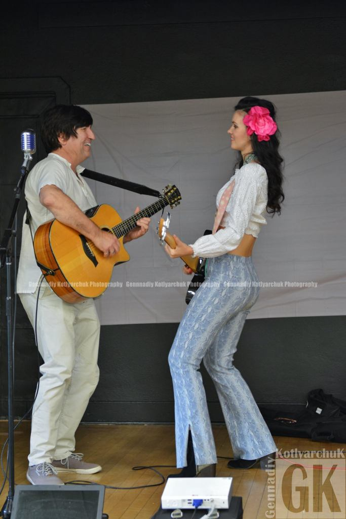 Snowflakes performs at Healing Arts Fest With Siberian Healers