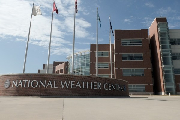 national weather service norman oklahoma