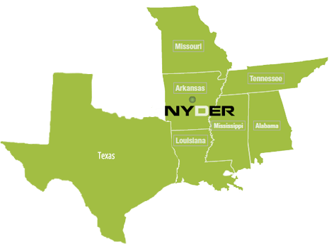Now Serving Dallas TX Snyder Environmental