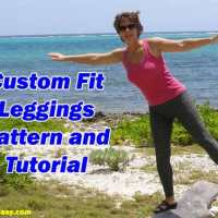 Leggings Pattern and tutorial