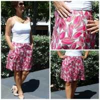 Show Some Flare A-Line Skirt pattern - POTM
