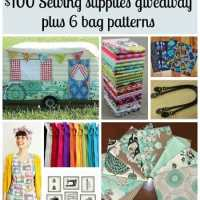 Giveaway - who wants more sewing supplies?