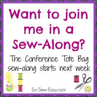 I'm running a Sew-Along!