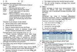 Prediksi dan Latihan Soal UASBN SD 2014