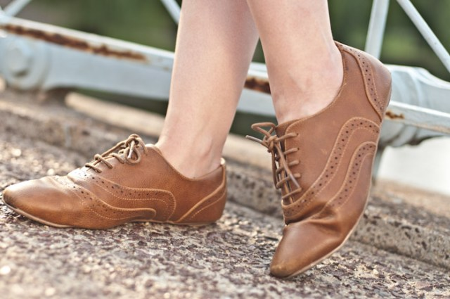 Girly Brogues