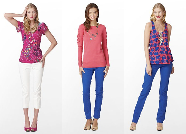lilly pulitzer fall 2012