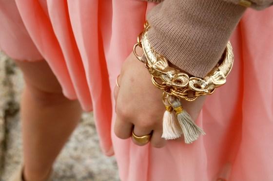 bfrend tassel bracelet