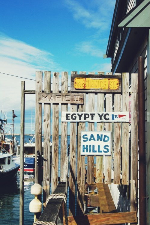 scituate beach signs