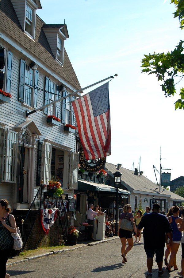 new england harbor towns