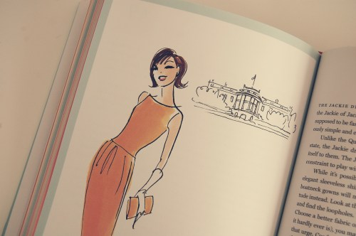 jackie o illustration