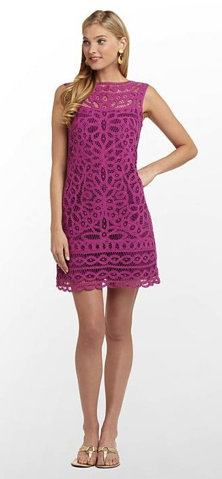 purple tabitha lace dress lilly pulitzer