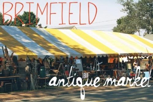 brimfield antique tents