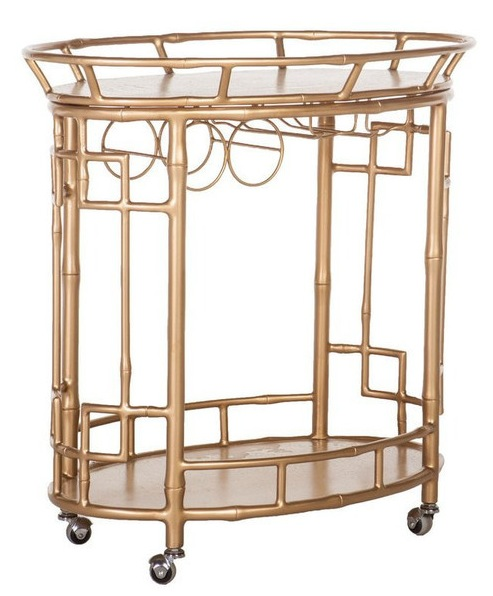 tipsy tuesday no 2 bar cart style shell chic 39 d. Black Bedroom Furniture Sets. Home Design Ideas