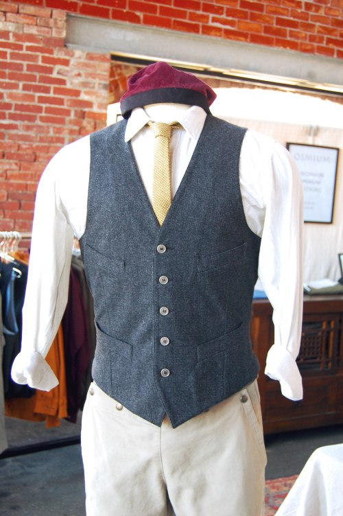 american made menswear boston