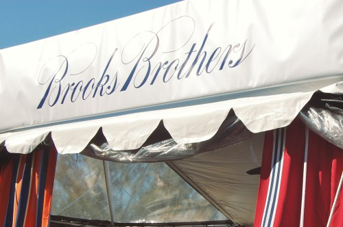Brooks Brothers at Head of the Charles