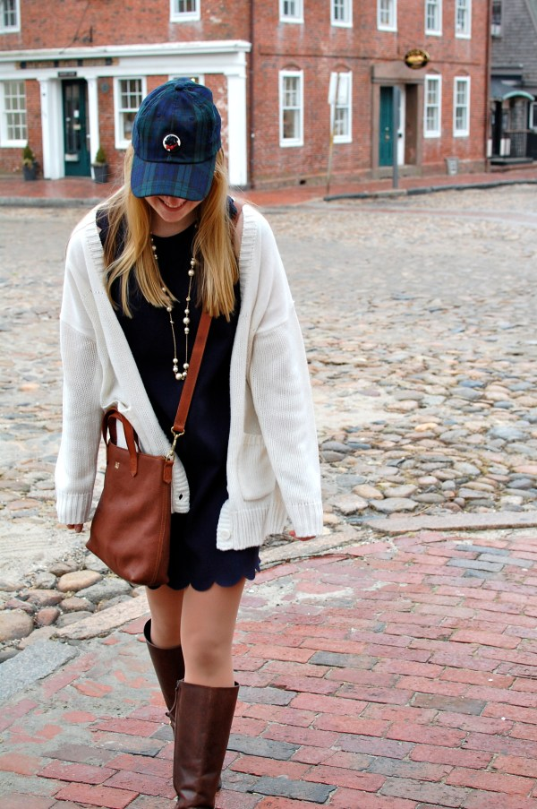 Nantucket Winter Outfit