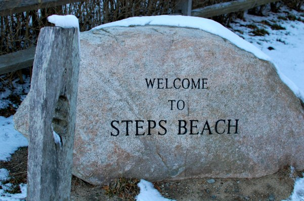 Steps Beach Nantucket