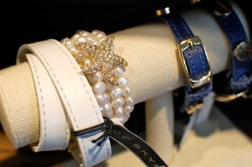 Pearl Starfish Bracelet